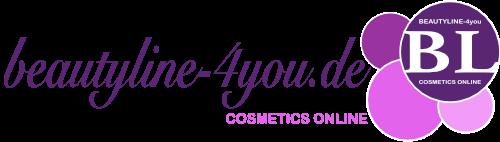 Beautyline-4you, Naturkosmetik, Wellness and more-Logo