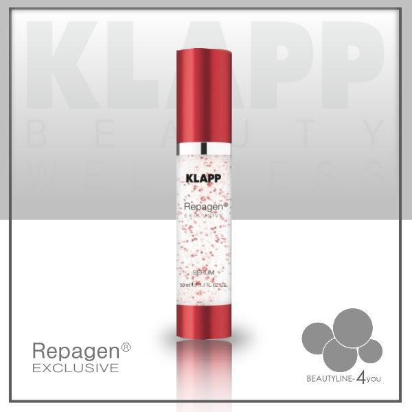 Klapp Repagen EXCLUSIVE Serum 50 ml
