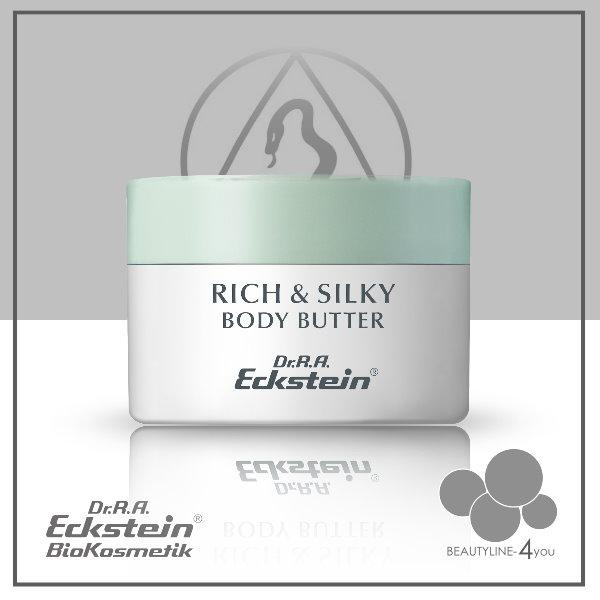 Dr. R.A. Eckstein RICH & SILKY BODY BUTTER
