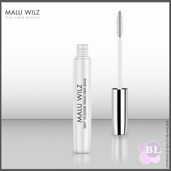 MALU WILZ 360° VOLUME MASCARA BASE