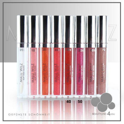 MALU WILZ Soft Kiss Gloss