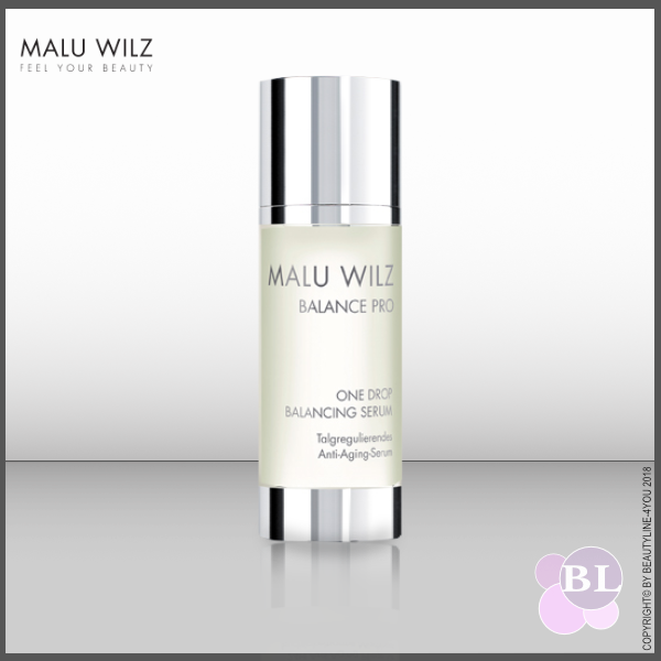 MALU WILZ ONE DROP BALANCING SERUM