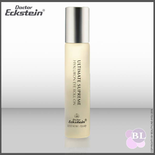 Doctor Eckstein ULTIMATE SUPREME HYALURON EYE-ROLL-ON