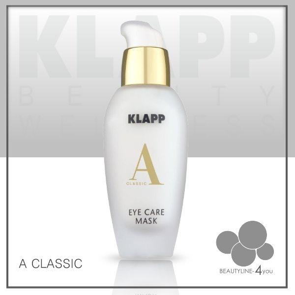 Klapp A CLASSIC Eye Care Mask