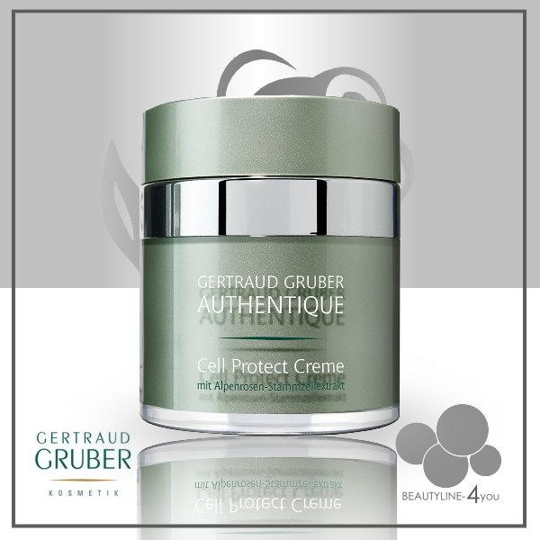 Gertraud Gruber Authentique Cell Protect Creme