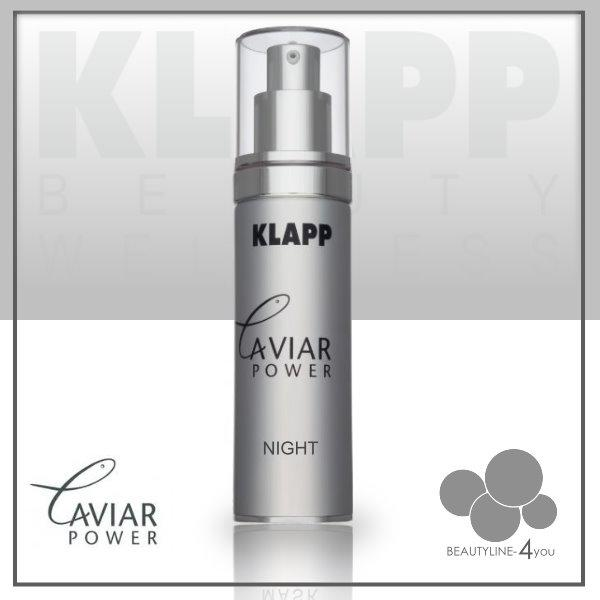 Klapp CAVIAR POWER Night