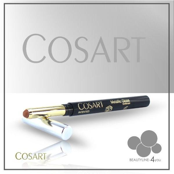 COSART Lip Gloss Stick Metallic Gold