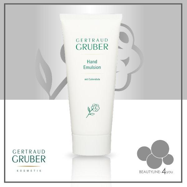 Gertraud Gruber Hand Emulsion