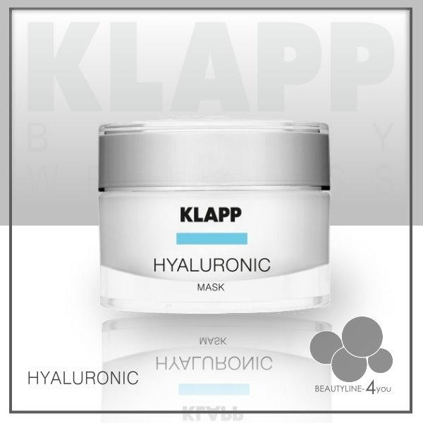 Klapp Hyaloronic Mask 50 ml