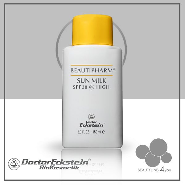 Beautipharm Sun Milk SPF 30 High